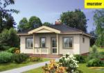 Проект одноэтажного дома   - Муратор Ц02
